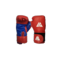 Pvc Red Boxing Glove, Packaging Type: Poly Pack, Size: 08 To 12 Oz