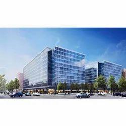 Concrete Frame Structures Commercial Complex Construction