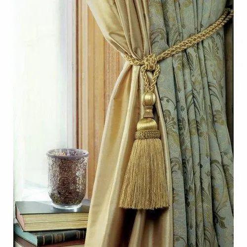 Tassels Golden Curtain Tieback At Rs 80 Piece Curtain Tie Back Tassel Tie Back Tassels Drapery Tassels परद क ट सल Chris Crafts Loni Id 20947430655