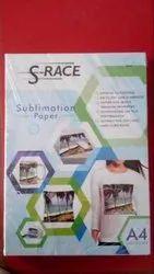S-Race Sublimation Paper