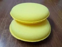 Applicator Yellow Foam Round