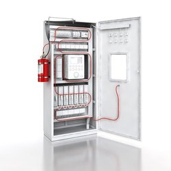 Electrical Panel Automatic Fire Suppression System