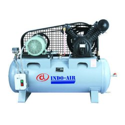 Semi-Automatic Industrial Air Compressors, Warranty: 12 Months