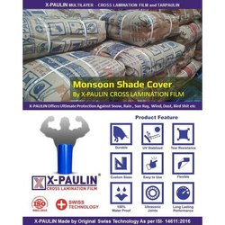 Mansoon Shade Cover X-Paulin Cross Laminated Tarpaulin