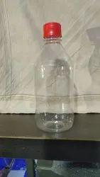 Round Plastic Bottles, 200ml