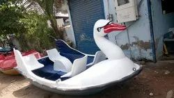 FRP Duck Paddle Boat
