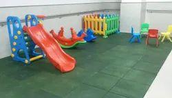 MEMA Kids Playground Rubber Flooring, Ahmedabad