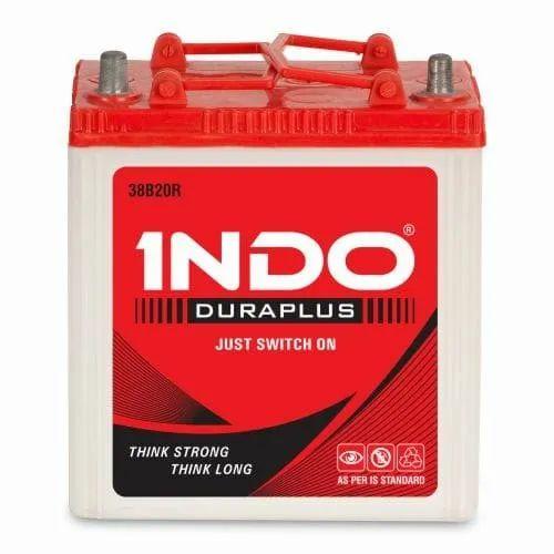 12 V Indo Car Batteries