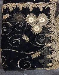 Nett Pallu Style Designer Saree