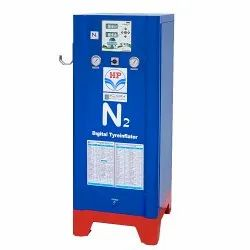 Digital Nitrogen Tyre Inflator For HPCL