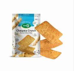Chatpata Crunch Wheat Thins (Khakhra), Packaging Type: Vacuum Pack, Packaging Size: Available In 150 G Pack