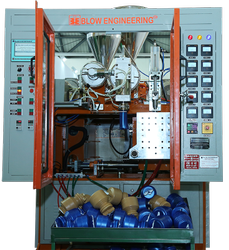 Co-Extrusion Blow Moulding Machine