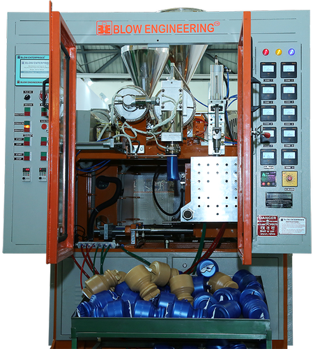 Co-Extrusion Blow Moulding Machine