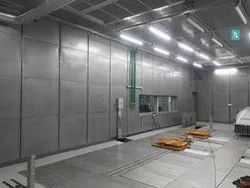 Acoustic Lining Walls
