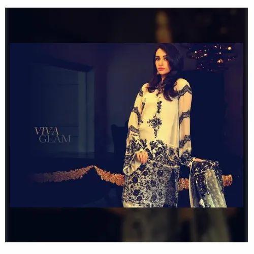 Tabassum Mughal Summer Luxury Salwar Suit At Rs 3800 Piece Rajouri Garden Delhi Id 12087181762