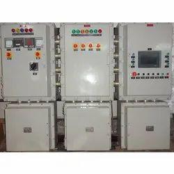 Flameproof PLC Panel
