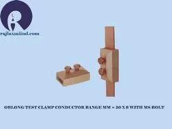 Oblong Test Clamp Conductor