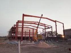 steel Prefab Prefabricated Building Structure