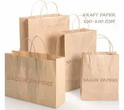 Kraft Paper For Paper Bag, Packaging Type: Roll, GSM: 120 - 150