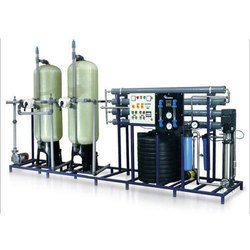 Semi-Automatic Industrial RO Water Filter