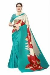 Art Silk Office Wear Sarees