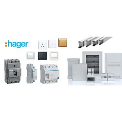 Three Phase Hager Switchgears