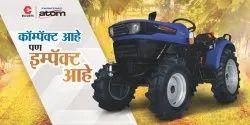 Farmtrac 26 HP ATOM Mini Tractor