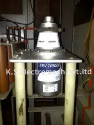 Water Cooled Triode