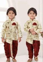Boys Indian Dhoti Polo Pants