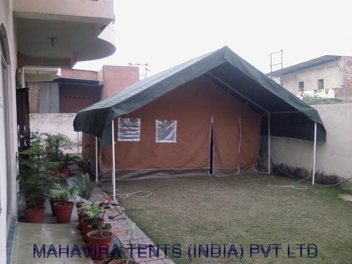 Executive Snow Proof Jungle Safari Tent