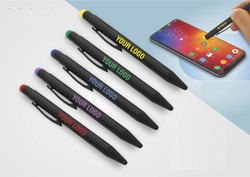 Color Logo Pen With Color Stylus
