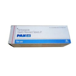 Pan 40 mg Tablet