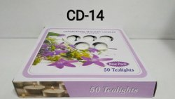 CD-14 T-LIGHT CANDLE 50 PC.