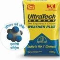Ultratech Cement, Packaging Type: Pp Sack Bag