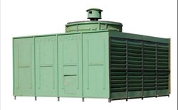 Double Cell Cooling Tower