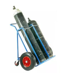 DE-165 OXY / LPG Gas Cylinder Trolley
