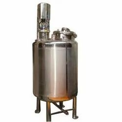 Vertical Chemical Mixing Tank