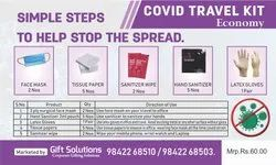 Covid travel Kit