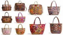 Indian Banjara Purse Vintage Hand Embroidered  Shoulder Bag
