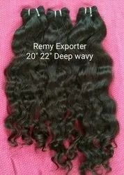 Raw Indian Human Hair Extensions