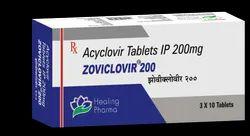 Zoviclovir 200mg - Aciclovir