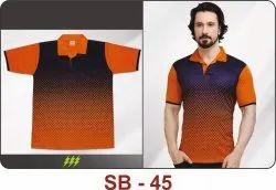 SB-45 Polyester T-Shirts