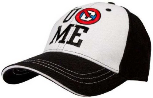 0878a80317b Black John Cena Baseball Cotton Cap