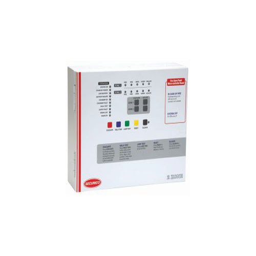 2 Zone Fire Alarm Panel