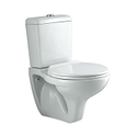 Parryware Indus Wall Hung With Cistern Set, Dimension: 615 X 380 X 770mm