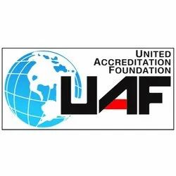 ISO-UAF Accredited Certification Service