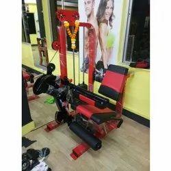 Manual Leg Curl machine, For Gym