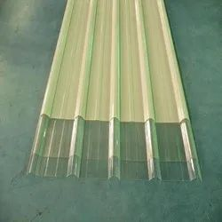 Polycarbonate Corrugated Plastic Sheet