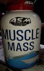 Asm nutrition muscles mass, Cont:9818420320