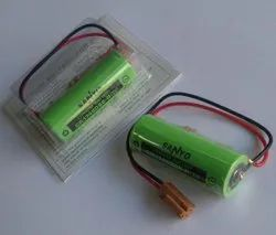 Sanyo CR 17450 Lithium Battery